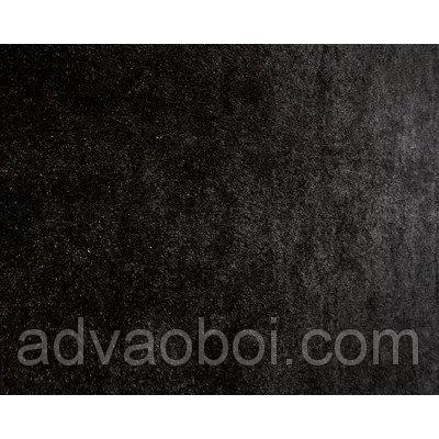 Жидкие шелковые обои 11 (угольно-черный)